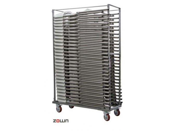 Transportní vozík pro židle Norman