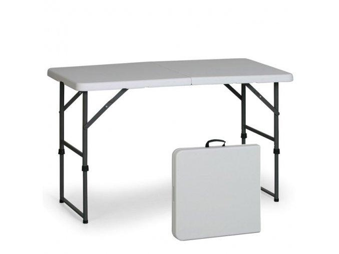 Cateringový stůl skládací do kufříku