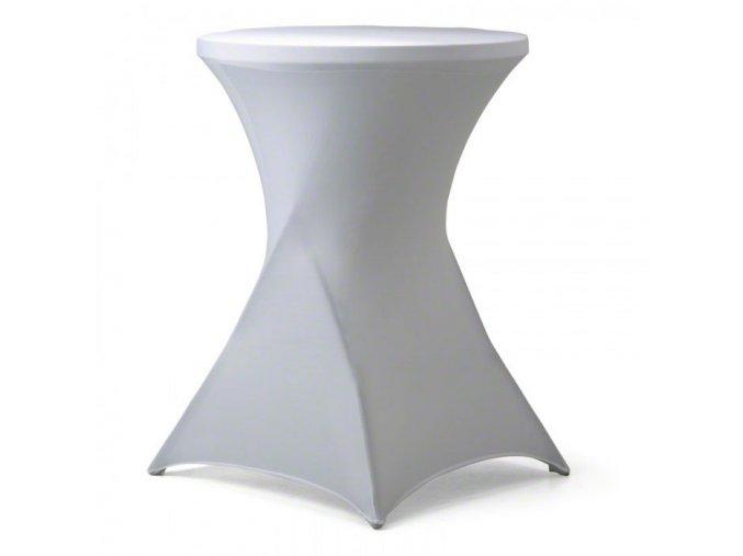 Pružný návlek na koktejlový stůl