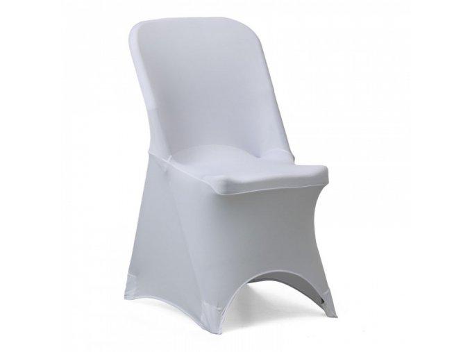Pružný potah na skládací židli