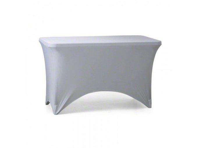 Pružný návlek na stůl 122 x 61 cm