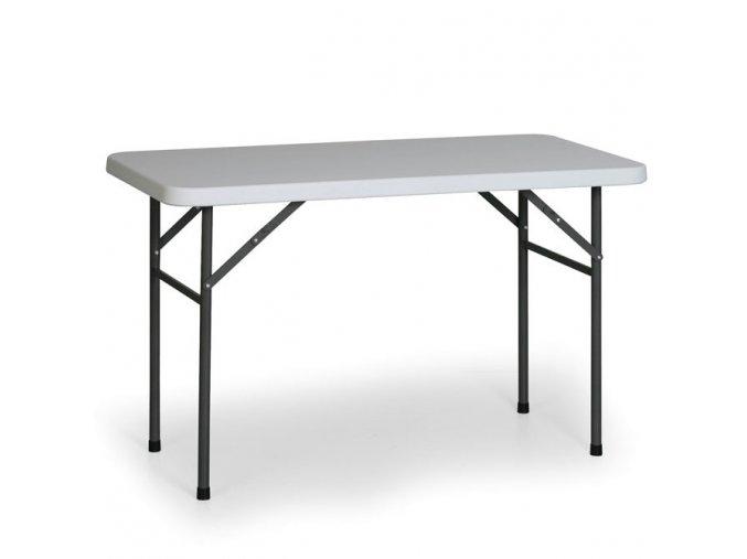 Skládací stůl 122 x 61 cm