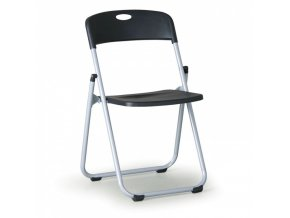 Skládací židle Clack černá