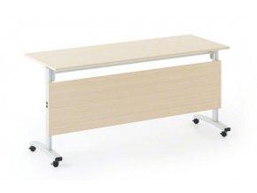 Stůl Training 160 x 40 cm buk