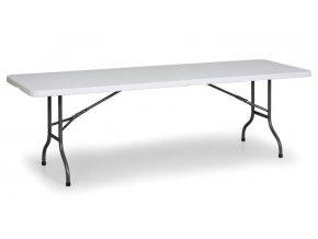 Obdélníkový stůl 244 x 76 cm