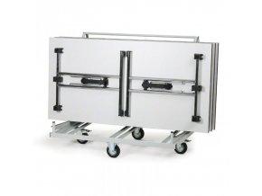 Transportní vozík na konferenční stoly