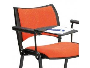 Novinářský stolek pro konferenční židli SMART