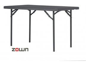 Cateringový stůl 122 x 61 cm