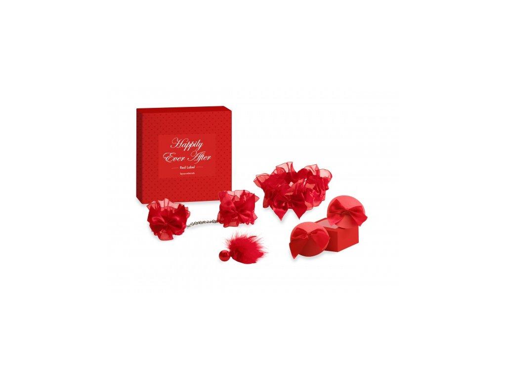 happily červená