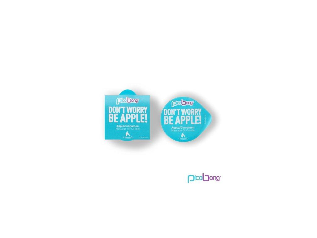 jablko skořice