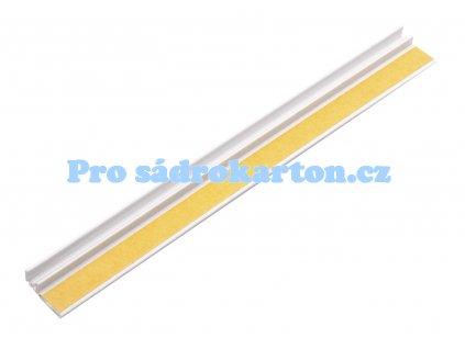 775 pvc okenni profil 6 mm 2 4 m apu lista 30 ks