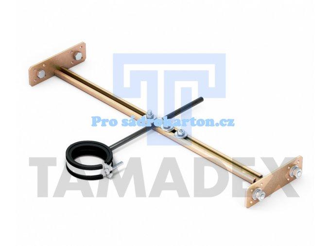 RKO konstrukce pro uchycení potrubí (Velikost 90/110)