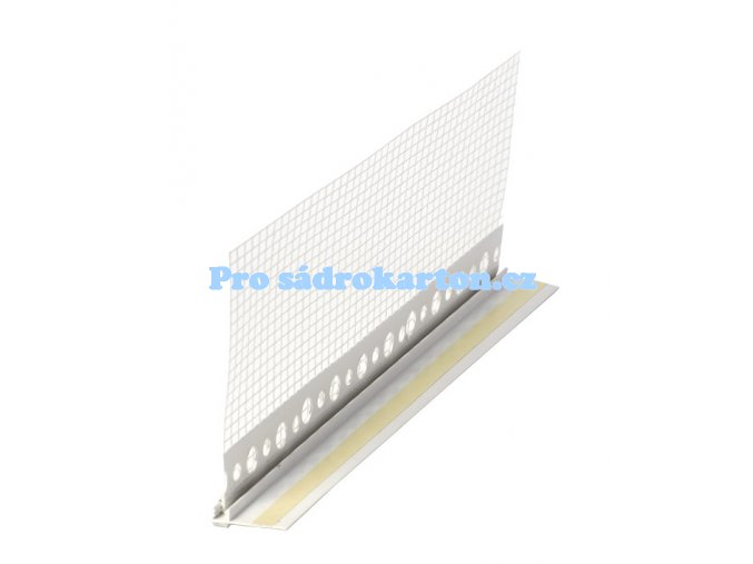 778 pvc okenni profil 9 mm s mrizkou 2 4 m