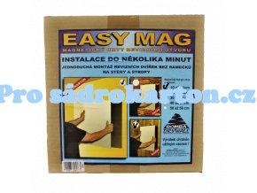 Magnetická plechová revizní dvířka EASY MAG (Velikost yyyxzzz)