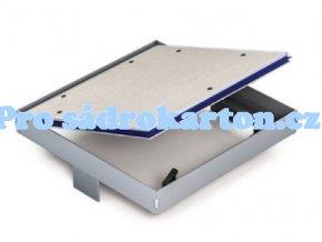 Revizní dvířka 12,5 GKBi US do zdiva vzduchotěsná (Barva desky bílá, Použití do zdiva, Velikost 600x800)