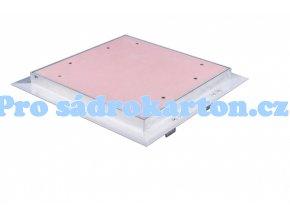 EI30 do sádrokartonové stěny 12.5 GKF US protipožární revizní dvířka (Velikost yyyxzzz)