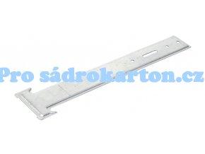 Závěs  krokvový zaoblený - štěrbinový (Balení 50 ks, Velikost 500 mm)
