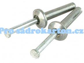 Kotevní trn ze slitiny /HKH/ (Velikost 6x50 mm)