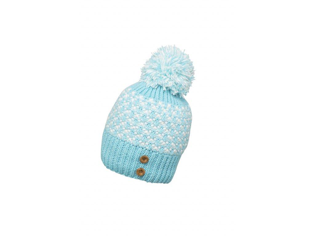 Dámská zimní čepice Phenix Knit hat s bambulí