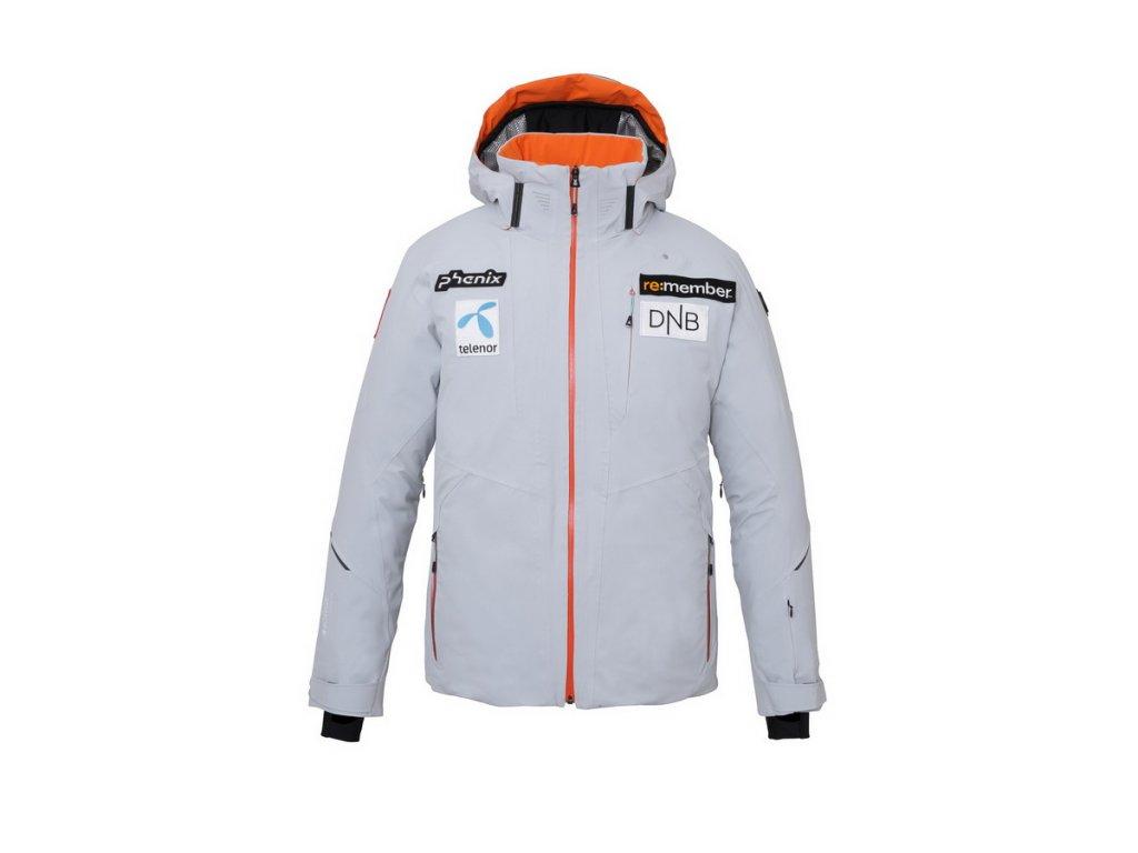 Pánská lyžařská membránová bunda Phenix Norway Alpine Team Jacket
