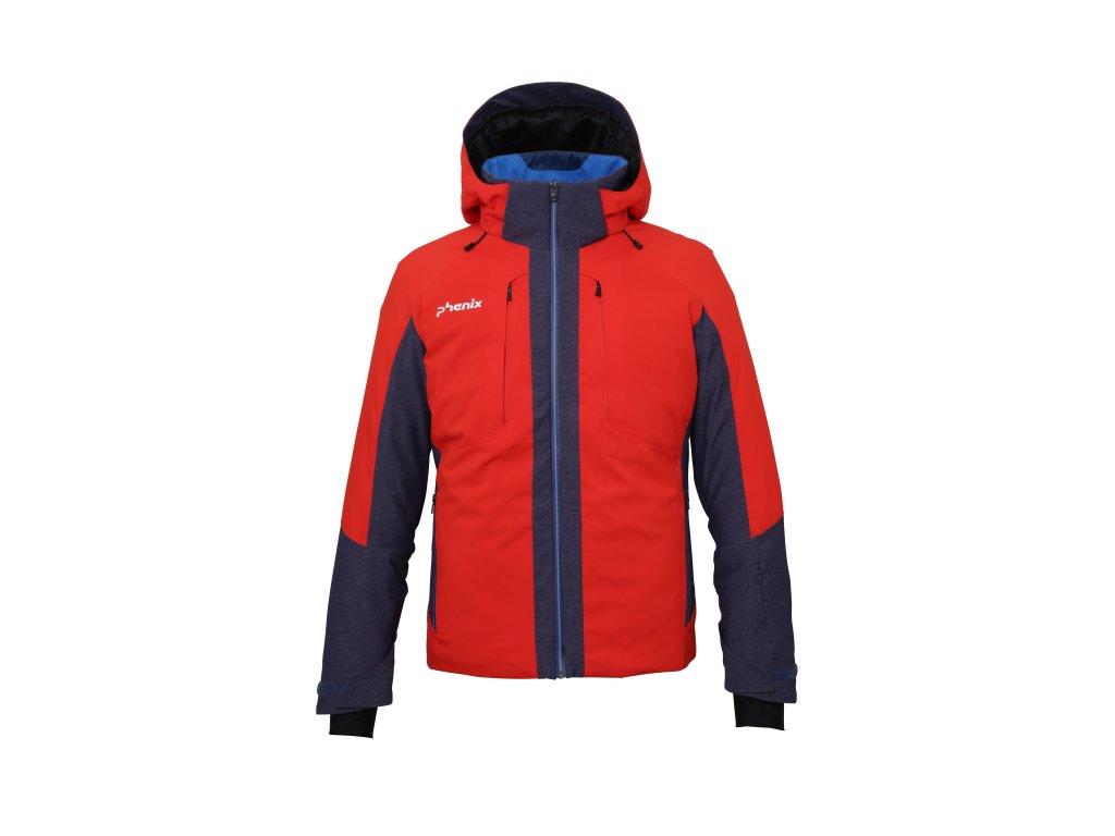 Pánská lyžařská membránová bunda Phenix Niseko Jacket