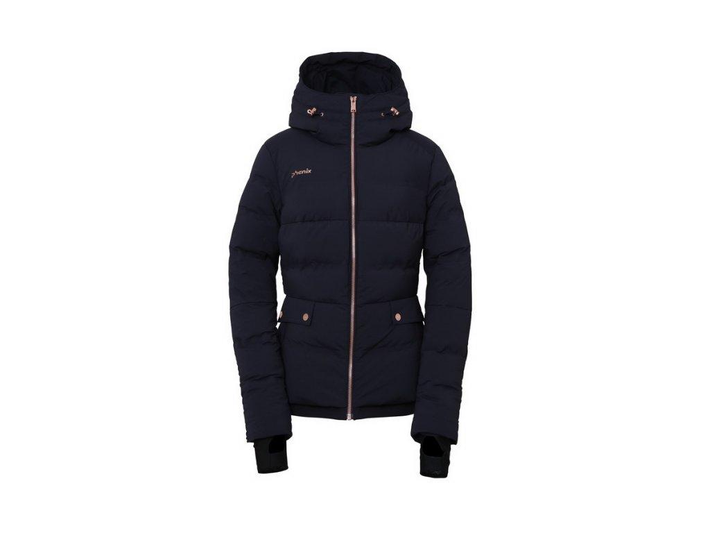 Dámská lyžařská membránová péřová bunda Phenix Garnet Down Jacket