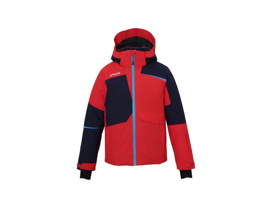 Dětská lyžařská membránová bunda Phenix Mush V Jr. Jacket