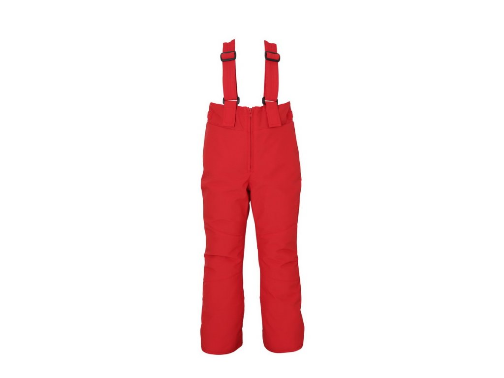 Chlapecké lyžařské membránové kalhoty Phenix Twin Peaks Kid's Salopette