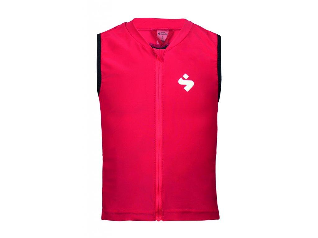 Dětský chránič páteře SweetProtection Back Protector Vest JR