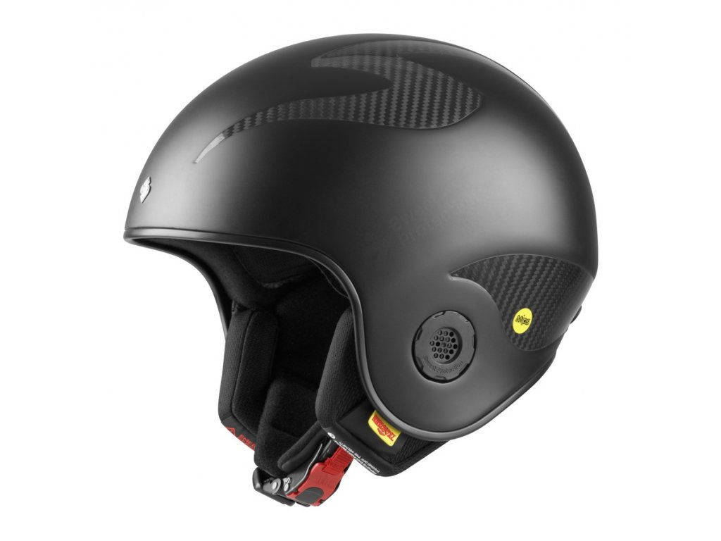 Lyžařská helma Sweet Protection Volata WC Carbon MIPS Helmet