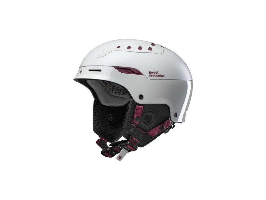 Dámská lyžařská helma Sweet Protection Switcher Helmet W