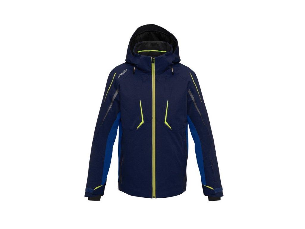 Pánská membránová lyžařská bunda Phenix Shiga Jacket