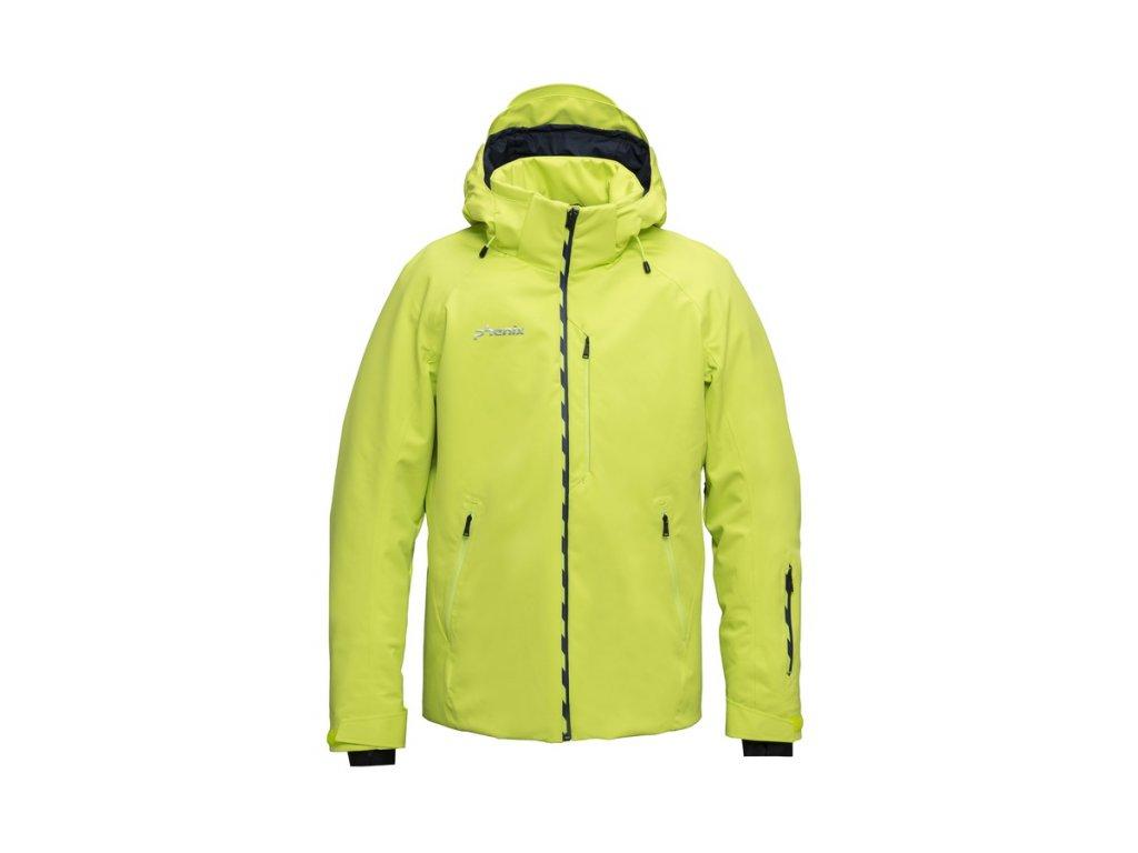 Pánská membránová lyžařská bunda Phenix Woodland/Deeker Jacket
