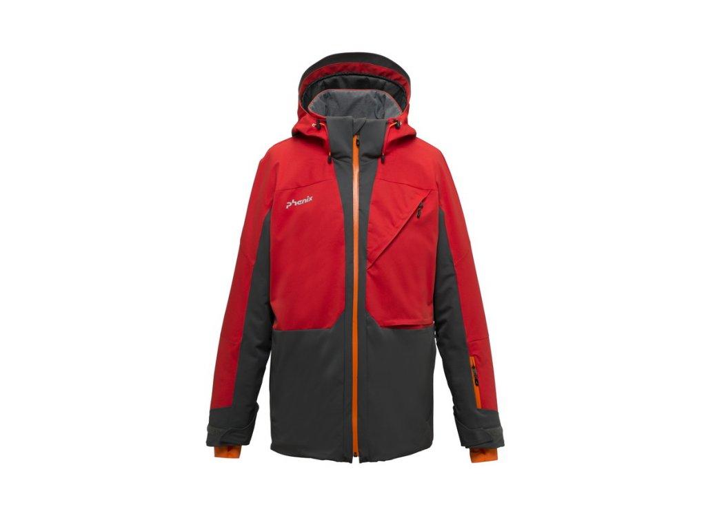 Pánská membránová lyžařská bunda Phenix Mash IV Jacket