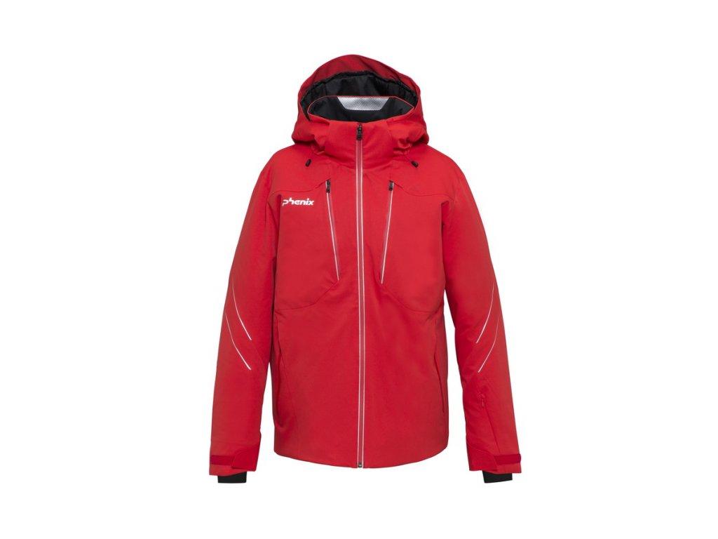 Pánská membránová lyžařská bunda Phenix Twin Peaks Jacket