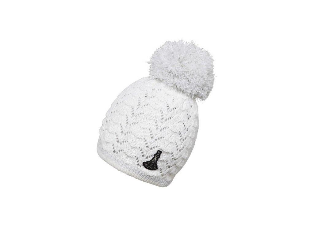 Lyžařský kulich s bambulí Phenix Aurora Knit Hat s bambulí