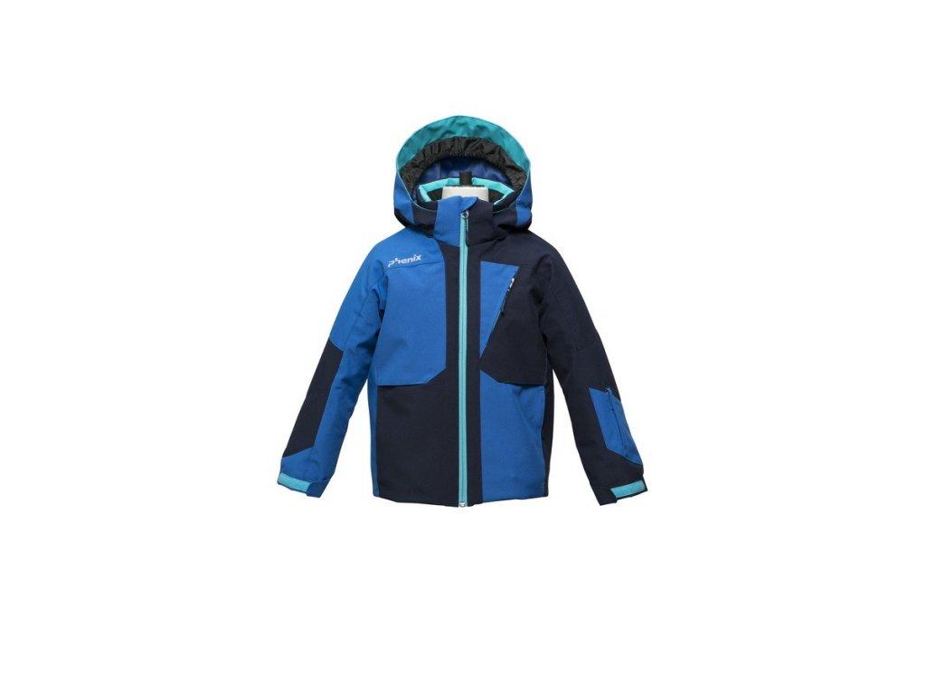 Dětská membránová lyžařská bunda Phenix Mash IV Kids Jacket