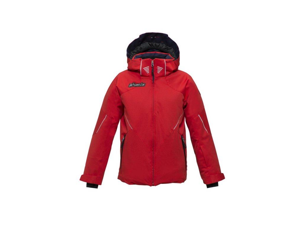 Juniorská membránová lyžařská bunda Phenix Norway Alpine Team Jr. Jacket
