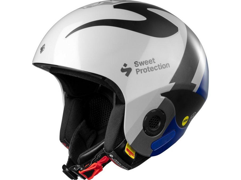 Lyžařská helma Sweet Protection Volata MIPS TE Helmet - Henrik Kristoffersen