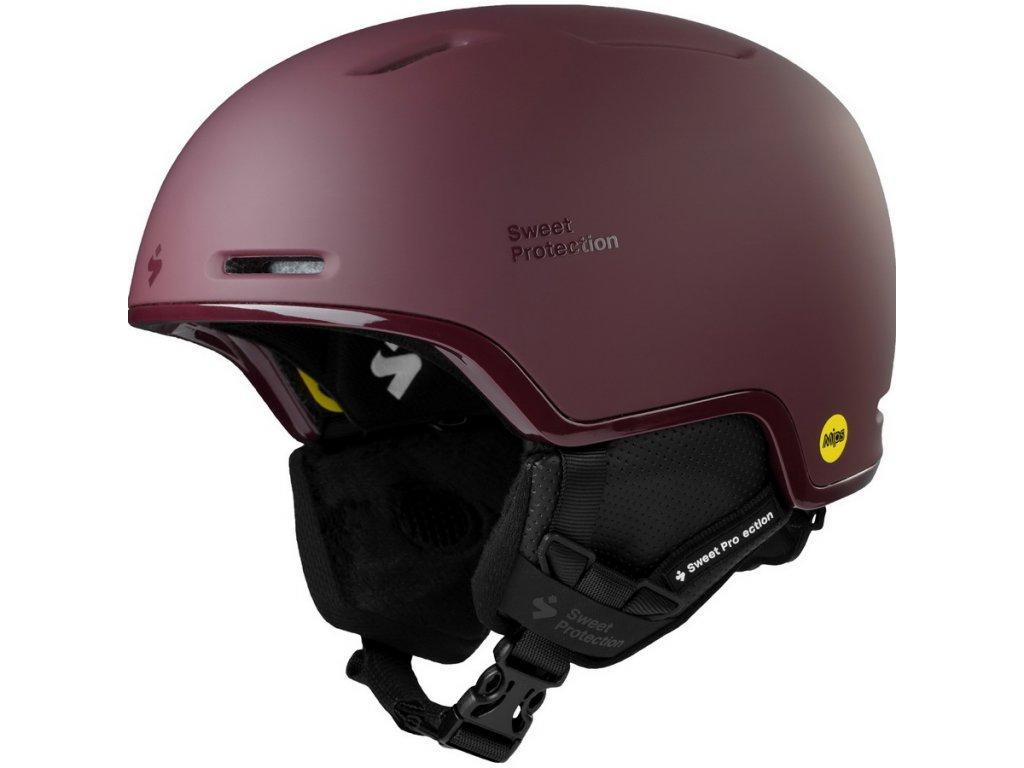 Lyžařská helma SweetProtection Looper MIPS Helmet