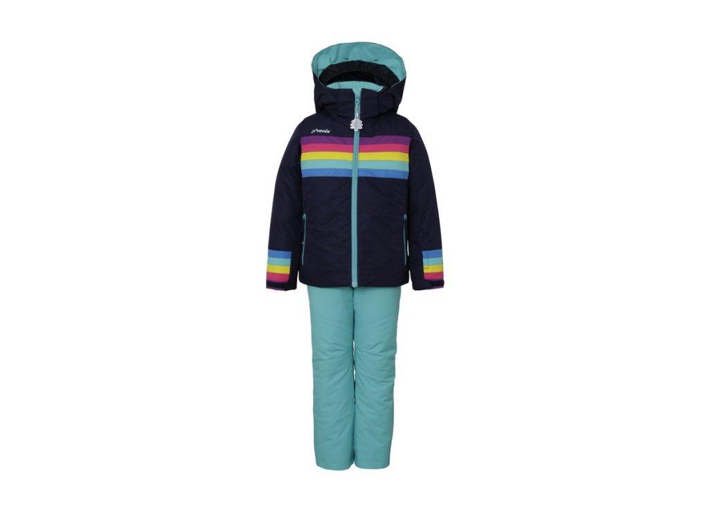Dětská lyžařská souprava Phenix Rainbow Two-piece Suit
