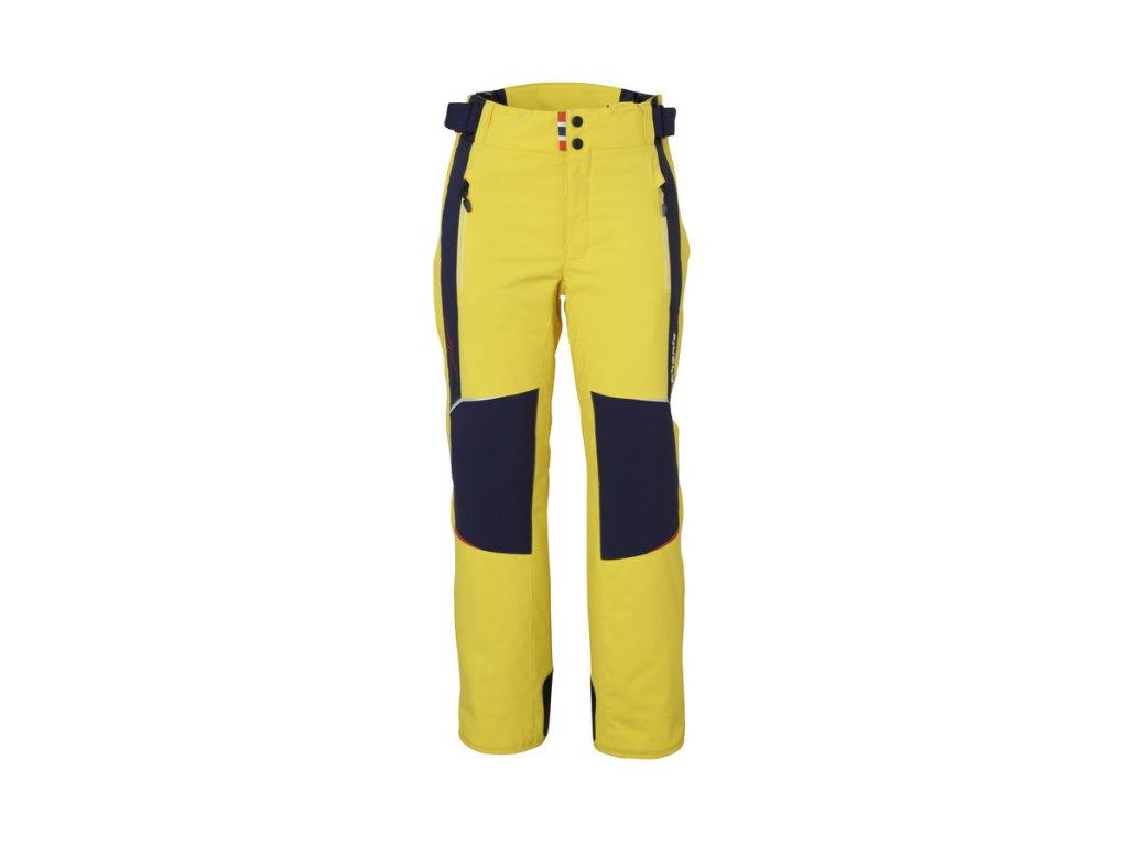 Dětské membránové lyžařské kalhoty Phenix Norway Alpine Jr.Team FZ Salopette