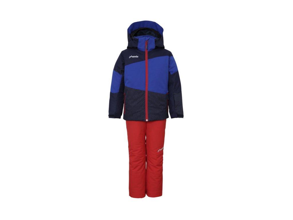 Dětská lyžařská souprava Phenix Aquarius Two-piece Suit