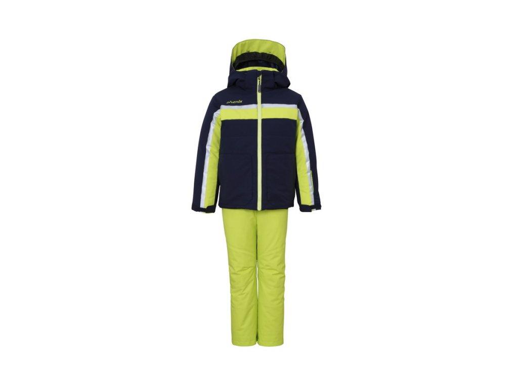 Dětská lyžařská souprava Phenix Libra Two-piece Suit