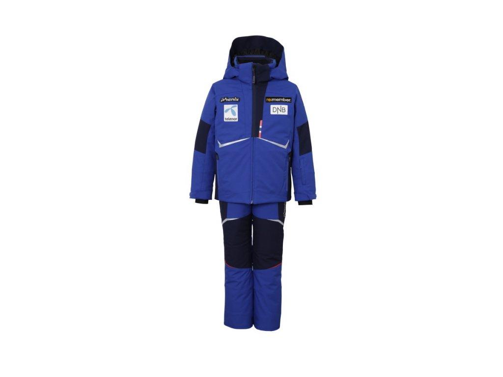 Dětská lyžařská souprava Phenix Norway Alpine Team Kids Two-piece Suit
