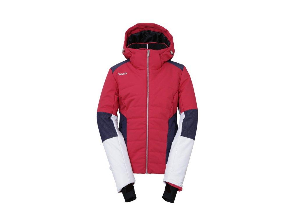 Dámská lyžařská membránová bunda Phenix Dianthus Jacket