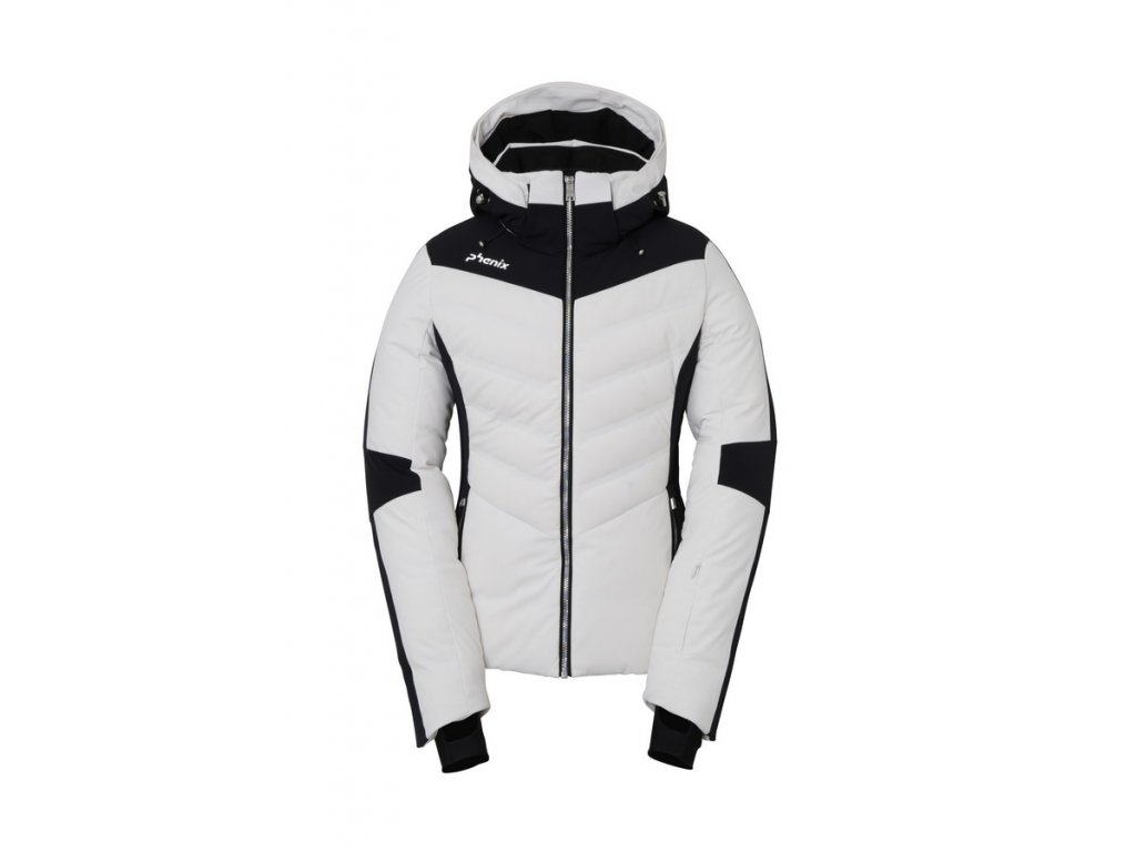 Dámská lyžařská péřová membránová bunda Phenix Diamond Down Jacket