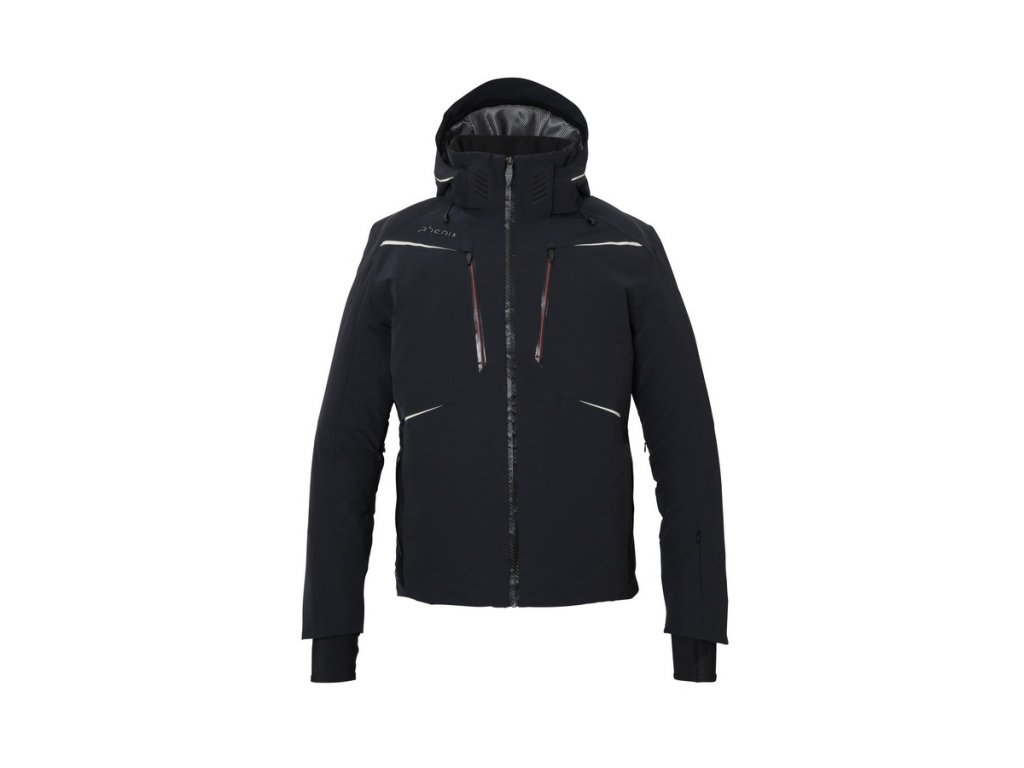 Pánská lyžařská membránová bunda Phenix Taurus Jacket