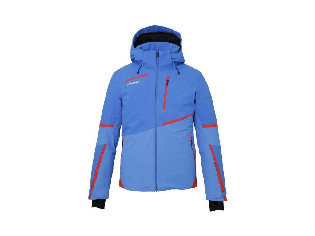 Pánská lyžařská membránová bunda Phenix Gina Jacket