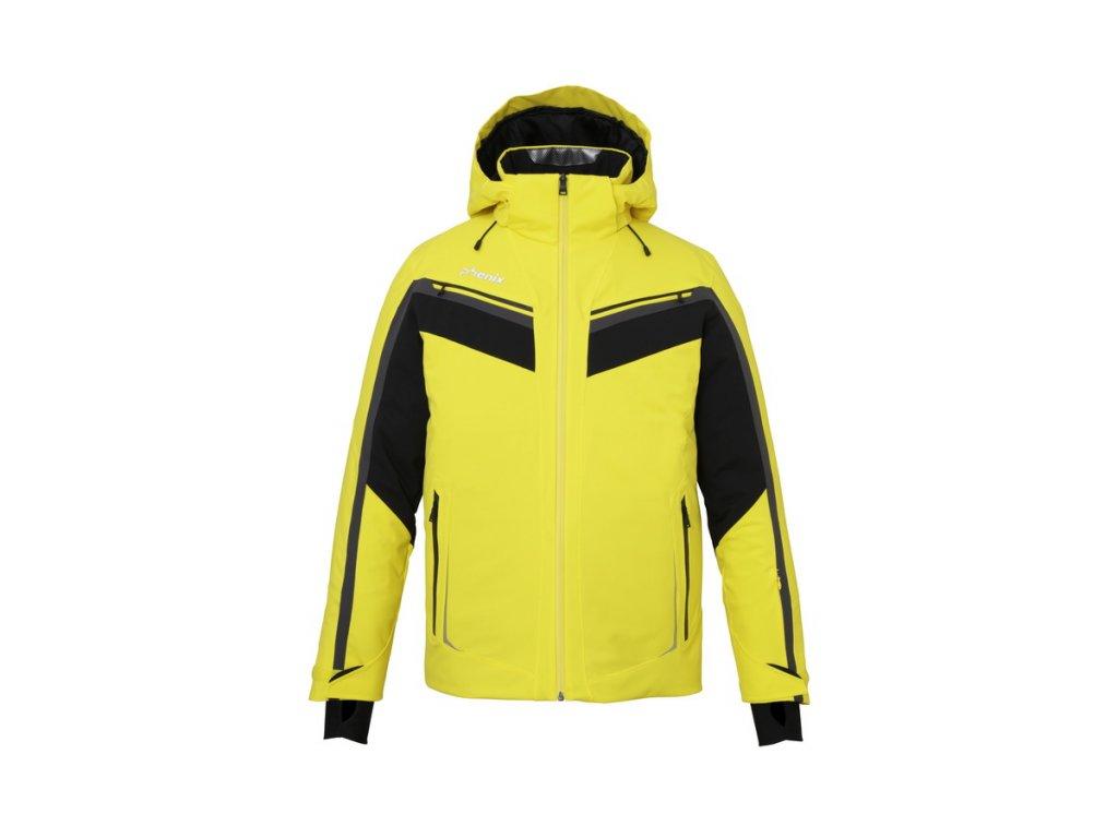 Pánská lyžařská membránová bunda Phenix Trueno Jacket